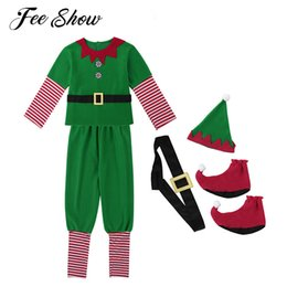 ac524f0ae play dress up costumes Promo Codes - Fashion Men Adults Christmas Costume  Outfit Long Sleeves Tops