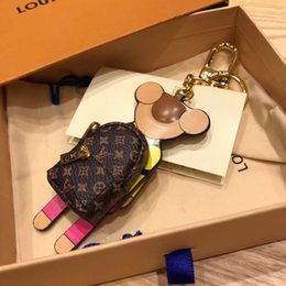 taschenlampe schlüsselhalter Rabatt Bär Rucksack Tasche und Schlüsselanhänger Mode-Accessoires Schlüsselanhänger BAG HOLDER tapage CHARM-SCHLÜSSEL-HALTER