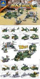 Bloques de robot online-Bloque modelo de coche Construir camión de bomberos robot de construcción rompecabezas de partículas pequeñas conjunto de plástico pequeños bloques de construcción jardín de infantes juguetes para niños regalo