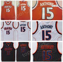 Сиракузы джерси онлайн-Колледж Камерло Энтони Сиракьюс Оранжевый Трикотаж Оранжевый Черный Цвет Команда Энтони Университет Трикотажные изделия Баскетбол Равномерное Качество