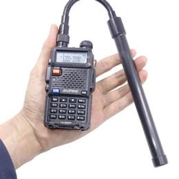 2019 antena baofeng uv 82 ABBREE AR-148 Tubo SMA-Fêmea Dobrável Antena Tactica Para Baofeng UV-5R UV-82 UV-82 UV-9R UV-XRPlus Rádio Walkie Wlkie antena baofeng uv 82 barato