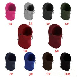 Hot Halloween mask Multifunctional magic headscarf Outdoor Riding mask bib Sun protection dust scarf Wind hat 10color