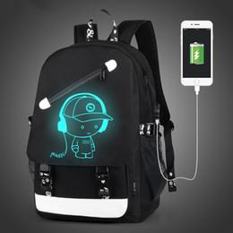 2019 рюкзаки овец 2019 рюкзак подростковый противоугонный Raged Sheep Boys School Backpack Школьный рюкзак для учащихся со световой анимацией с USB зарядкой для переноски совместимые школьные сумки скидка рюкзаки овец