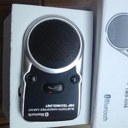 Sonnenstimme online-Wireless Bluetooth Solar-Freisprecheinrichtung Car MP3-Player Multi Telefon mit Lautsprecher-Audioempfänger Anrufe Voice-Lautsprecher