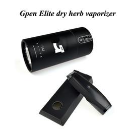 Vape dhgate online-Dhgate Bestseller Elite Dry Herb Vaporizzatore Vape Pen Starter Kit Controllo temperatura Vape PRO Mod E-sigaretta Smoking Kit