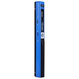 Scanner portatile portatile per documenti Formato A4 900 DPI JPG / PDF Display LCD professionale per Business Reciepts Scanner di immagini di libri cheap portable document book scanner da scanner portatile di documenti fornitori