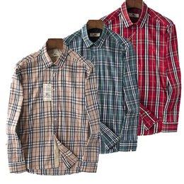 2019 мужская футболка ГОРЯЧАЯ 2019 мужская рубашка с длинными рукавами сплошной цвет рубашки высокого качества бренд бизнес мужская хлопковая мода повседневная рубашка плотно рубашка дна скидка мужская футболка