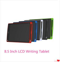 8,5 pouces LCD Tablette d'écriture Numérique Numérique Portable Dessin Tablette Pads d'écriture manuscrite Tablette électronique pour adultes Enfants Enfants ? partir de fabricateur