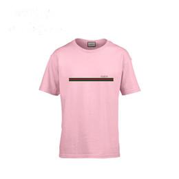 f0bf1f30a4e2b Nouveau modèle enfants mignon marque T-shirt petite fille à manches courtes  étudiant pur coton coréen édition Cartoon Boys bébé t-shirt pour enfants  sur la ...