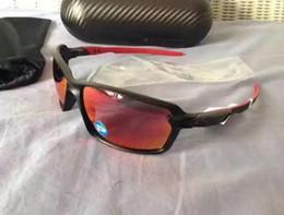Солнцезащитные очки углерод онлайн-Luxury- Carbon shift очки Мужчины Женщины Поляризованные солнцезащитные очки велосипед Очки на открытом воздухе Очки Велоспорт солнцезащитные очки Поляризационный тактический велосипед