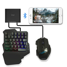 bluetooth adapter android Rabatt Bluetooth Tastatur Maus Adapter Konverter Handy Gamepad Controller Für Android IOS Telefon zu PC Bluetooth Adapter