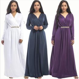 c1c7474fd Distribuidores de descuento Vestido Caliente Mujeres Gordas ...