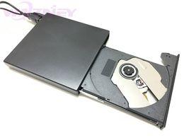 20 takım / grup Taşınabilir Harici İnce USB 2.0 DVD-RW / CD-RW Brülör Kaydedici Optik Sürücü CD DVD ROM Tablet PC Için ROM Combo Yazar nereden