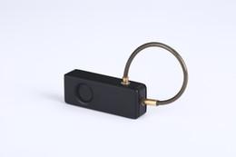 Strumenti di serratura sicura online-Mini serratura portatile sicura dell'impronta digitale IP65 impermeabile Keyless Serratura antifurto Lucchetto Blocco porta USB Ricarica sicuro strumento casa intelligente