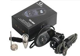 Портативный электрический ногтей кварцевый папа контроллер подогреватель ногтей мининайл комплект регулятор температуры с линии электропередачи TICK ногтей для экстрактов воска масла от