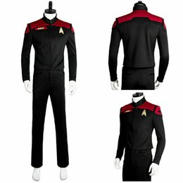 full tv online Coupons - Star Trek Online Final Decision Cosplay Uniform Costume Jacket Pants Full Set