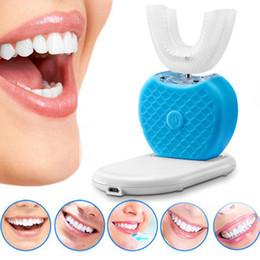 Escova de cuidados sônicos on-line-360 graus de carregamento sem fio usb preguiçoso automático de silicone sonic escova de dentes elétrica escova de limpeza ora ferramenta de cuidados