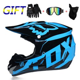 mens xl bicicletta Sconti 3 regalo moto casco uomo moto casco da bicicletta capacete motocross off road DOT ATV ​​Dirt bike Downhill MTB DH racing