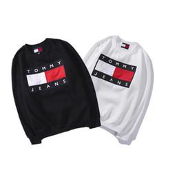 Plain-pullover online-19 Winter-Herrenbekleidung Designer-Hoodies Herrenbekleidung-Hoodies Hip-Hop-Casual-Mäntel-Pullover aus schwarzen, locker geschnittenen Herren-Sweatshirts in Größe M-3xl