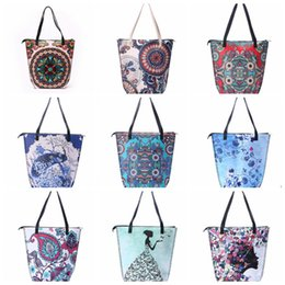 Deutschland Frauen-Beutel-ethnische Art eine Schulter-Beutel-lederne Dame Handbags Vintage Shopping Bag Fashion Girls Organizers 20 Entwürfe geben Verschiffen frei YW3358 cheap ladies leather handbags designs Versorgung