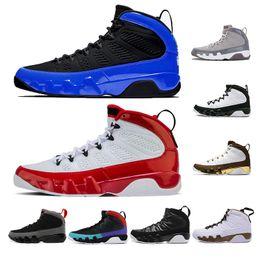 scarpe da basket melo Sconti nike air jordan  2019 Le più recenti scarpe da basket da uomo 9S Antracite The Spirit Mop Melo OG sneakers spaziali sneaker 9 scarpe sportive misura 8-13