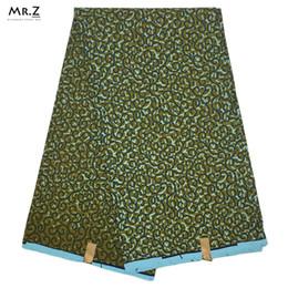 Véritable hollandais en Ligne-Mr.Z Polyester Wax Hollandais Africain Hollandais Real Wax Véritable Pour La Robe 2019 Nouveau