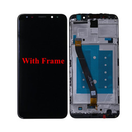 parts for huawei Promo Codes - For Huawei Mate 10 Lite LCD Display +Touch Screen Digitizer With Frame Full Assembly Replacement Parts