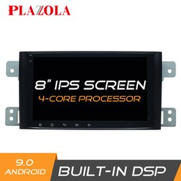 "Argentina 8"" Android 9.0 DVD para el coche GPS Multimedia Player Radio para Grand Vitara 2005-2012 estéreo de navegación IPS DSP DVR carplay WIFI Suministro"