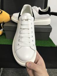 2019 as mulheres da forma elevam calçados dos esportes Sapatos de grife de moda Original bordado Das Mulheres Dos Homens para o projeto Casual Sports High-salto alto Clássico Sapatos Causais 35-46 desconto as mulheres da forma elevam calçados dos esportes