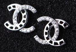 24 K rose plaqué or en acier inoxydable chiffre romain Stud boucles d'oreilles pour femmes haute qualité Shell boucles d'oreilles marque bijoux de mode G ? partir de fabricateur