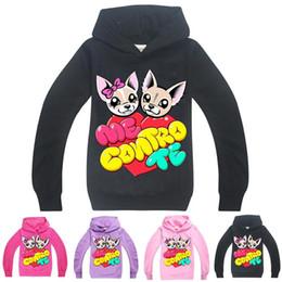 одежда для мальчиков 12 месяцев Скидка ME CONTRO TE Симпатичные собаки детские толстовки весна и осень 4 цвета 6-14 т детские девочки пуловеры толстовки кофты детская одежда
