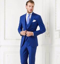 Argentina Trajes de esmoquin de estilo nuevo por encargo Trajes de hombres Novios Padrinos de boda Bridegrom Boda Prom Ropa formal de hombre Suministro