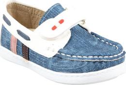 da Sema Boy Blue Skies confortáveis - jeans calçados casuais navio da Turquia HB-004040644 de Fornecedores de colchas crianças