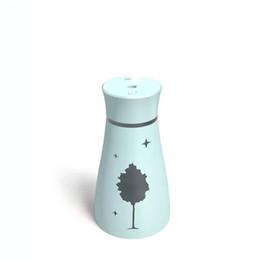 Argentina Máquina de aromaterapia del aire de la oficina del coche familiar humidificador cuatro colores 2 unids / lote envío de la gota Suministro