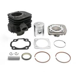 ventiladores de arrefecimento Desconto 90cc 2 tempos motor Big Bore Reconstruir Assy Kit Cilindro Kit cabeça de cilindro para scooters Com Jog Minarelli Clone Motors