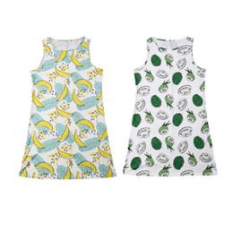 Línea de vestir madre hijo online-Vestido de madre e hija Vestido de padre e hijo Estampado floral sin mangas A-Line Sundress