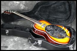 Canada JETS6005 Top Qualité Dobor Guitare Électrique Importation Pièces Flammé Érable Top Placage Offre