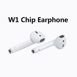 Funda superior universal online-La funda para auriculares Bluetooth de primera calidad para W1 Chip funciona Control por voz táctil Conectar a iCloud