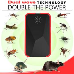 Canada Répulsif antiparasitaire, répulsif électronique à la maison pour cafards, souris, cafards, punaises, mouches, puces, fourmis, punaises de lit, araignées et moustiques Offre