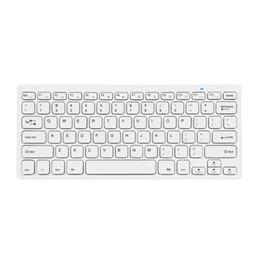 drahtlose tastatur metall Rabatt Mini 2,4G Wireless Keyboard Slim Universal Für Laptop Telefon Tablet Komfortable und Stumm Metall Mode-Design Hohe Qualität