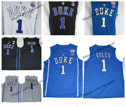f582117b7ab Mens Customize Harry Giles Duke Blue Devils College Basketball Jerseys  Customize New Blue Cheap #1 Harry Giles Stitched Shirts S-XXXL discount  customized ...