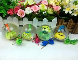 führte bouncing lichter Rabatt 5,5 cm Blinkende Leucht Ball Gummi Springenden Ball Spielzeug Licht LED Anti Stress Spaß Spielzeug für Kinder Geschenk Zufällige Farbe kinder spielzeug