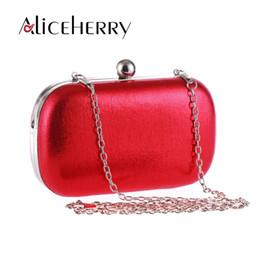 Saco de noite azul vintage on-line-Saco de noite da mulher do vintage sacos de embreagem de ouro vermelho wallet bolsas de casamento meninas festa bolsa de ombro azul roxo prata escritório bolsa # 599666