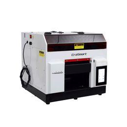 Piccole stampanti online-Stampante a penna UV EraSmart Piccola stampante UV diretta flatbed in pelle economica