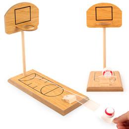 giochi di pallacanestro giocattoli Sconti Gioco di pallacanestro da tavolino del bambino dei mini giochi interattivi del gioco di divertimento della famiglia genitore-bambino dei giochi del regalo A-780