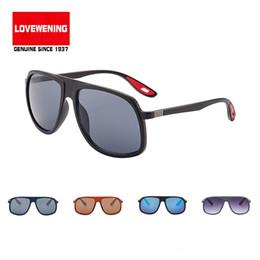 Art- (12 )quadratische erstklassige Sonnenbrille-Art- und Weisemänner entwerfen volle Rand-Brillen Rbany Ferrari Ansammlung F4308 HD Objektiv Freies Verschiffen von Fabrikanten