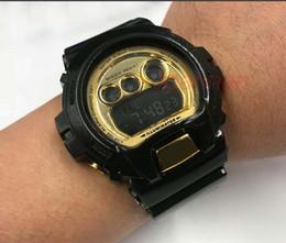 Горячий шок часы Мужские спортивные часы Anlog LED 6900 открытый Waterpoof наручные часы военные часы хороший подарок для мужчин мальчик g с оригинальной коробке от Поставщики s шок часы оригинал