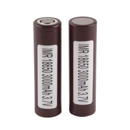 bateria sony vtc5 Desconto 100% de Qualidade Superior HG2 30Q VTC6 3000 mAh INR18650 25R HE2 HE4 2500 mAh VTC5 18650 Bateria Recarregável De Lítio Celular Para Sony Samsung LG Mod