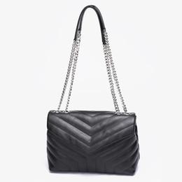 LOULOU New estilo do saco Couro Marca festa à noite mulheres reverso bolsa de ombro bolsa circular Mensageiro de