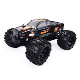 Bigfoot rc auto online-RC ZD Racing 1: 8 08427 Fernbedienungsmodell Elektrische Vierantrieb Brushless Bigfoot Car Camouflage Shell